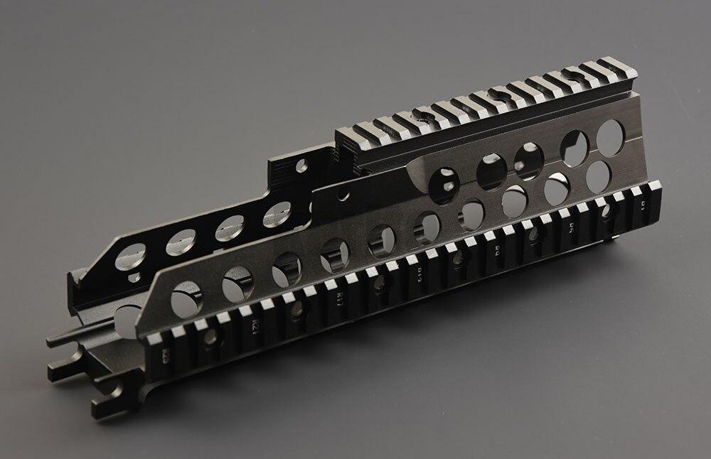 Tactical H&K G36 series picatinny Handguard Quad Picatinny Rail Mount for Heckler & Koch HK Hand Guard M1744
