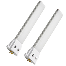 10 Watts GY10Q Tube Lamp GY10Q Socket LED Light 1000 Lumen 18W FPL Fluorescent Bulbs Replacement.