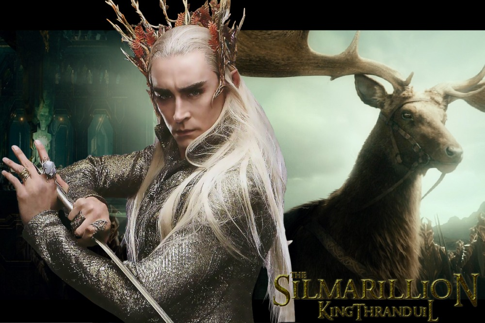 Free Shipping! Newest! High quality! The Hobbit Thranduil Lee Pace Cosplay Costume ,Perfect Custom For you!