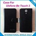 Ulefone быть сенсорным 3 чехол цена от производителя 6 цветов высокое качество кожа эксклюзивный откидная крышка для Ulefone быть сенсорным 3 отслеживая