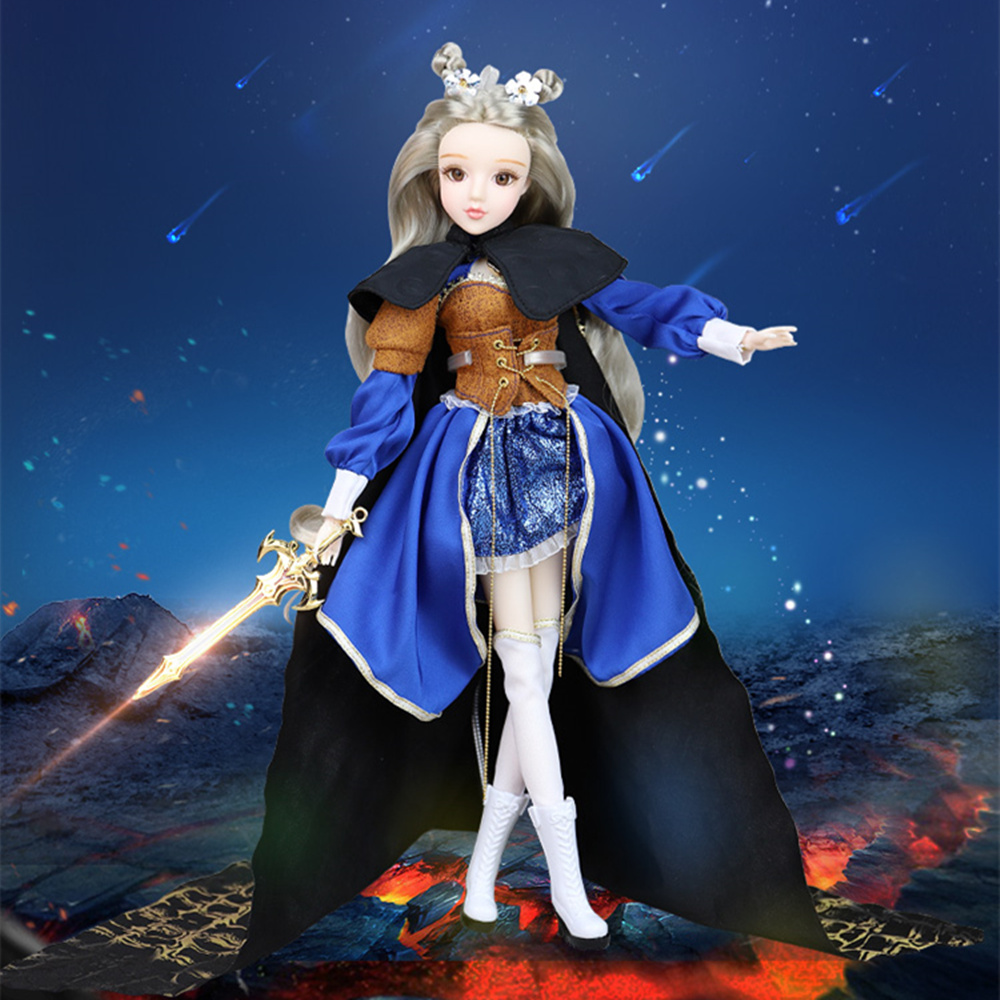 Fortune Days MMGirl New Tarot Series The Chariot like BJD doll 1/6 30cm high 14 joint body latest High quality gift set