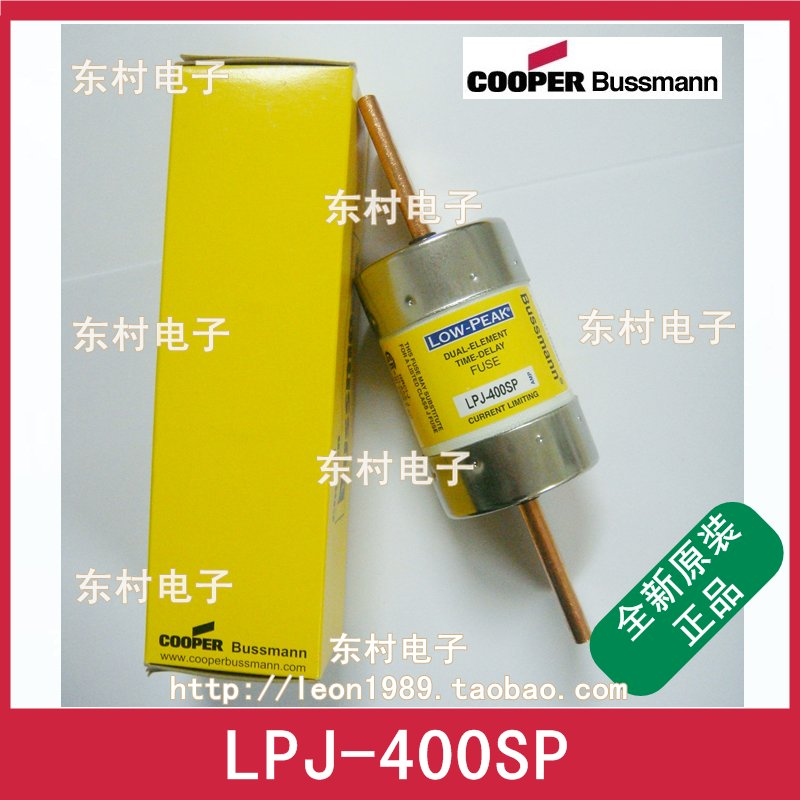 US Fuse BUSSMANN LOW-PEAK fuse LPJ-400SP 400A fuse 600V us bussmann fuse tcf45 tcf40 tcf35 35a tcf30 600v fuse