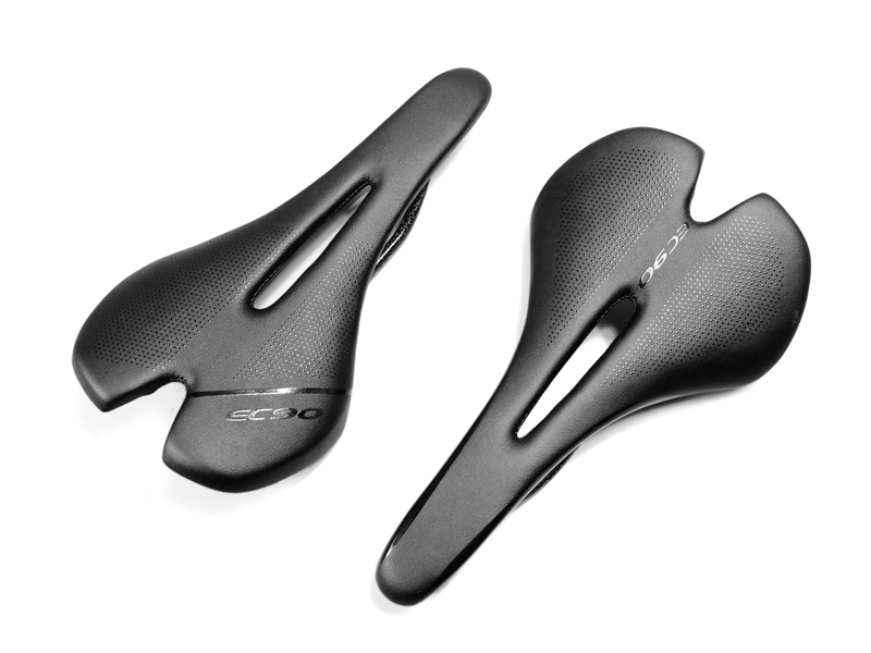 EC90 2018 Bicycle Carbon Saddle Road Bike Seats Ultralight Cycling Saddles
