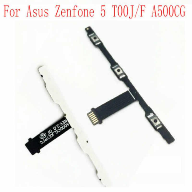2 шт OEM кнопка включения гибкий кабель Замена для Asus Zenfone 5 T00J/F A500CG