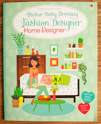 1 Pcs The New Four Seasons Fashion Designer Home Colloction Princess Dress Sticker Books Girls Gifts For Children