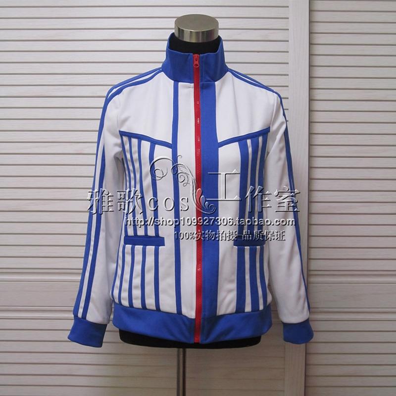 Free! - Iwatobi Club Rin Matsuoka Tachibana Makoto Sportwear Coat Jacket