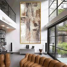 Абстрактное искусство, холст, акриловые картины, декоративные, на холсте, ручная роспись, Масляные картины, quadro decorativo, на заказ, для гостиной