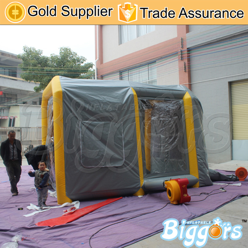 Inflatable Car Spray Booth Inflatable Car Paint Spray Booth Tent With Air Blowers new arrival dreambox cow suede shoes gold and black rivets fashionable parties and banquets men s shoes european style smok