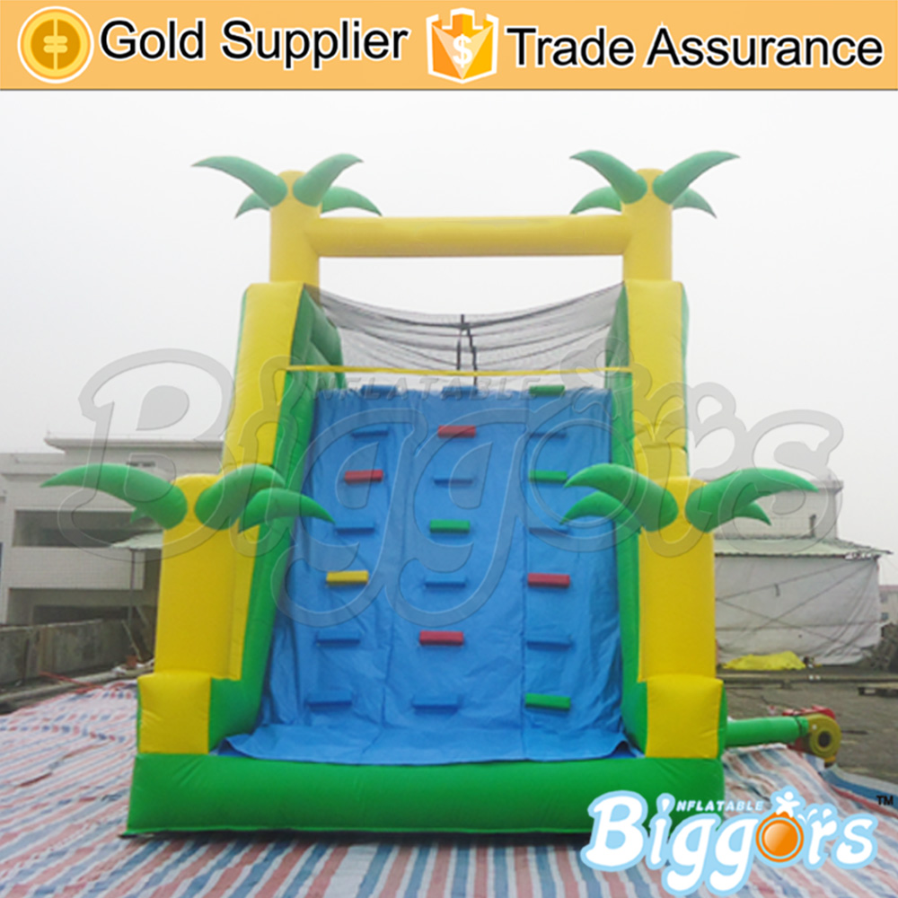 цены Commercial Grade Inflatable Slide Jungle Inflatable Water Slide For Adults and Kids