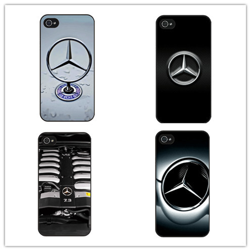 Mercedes Case For iPhone