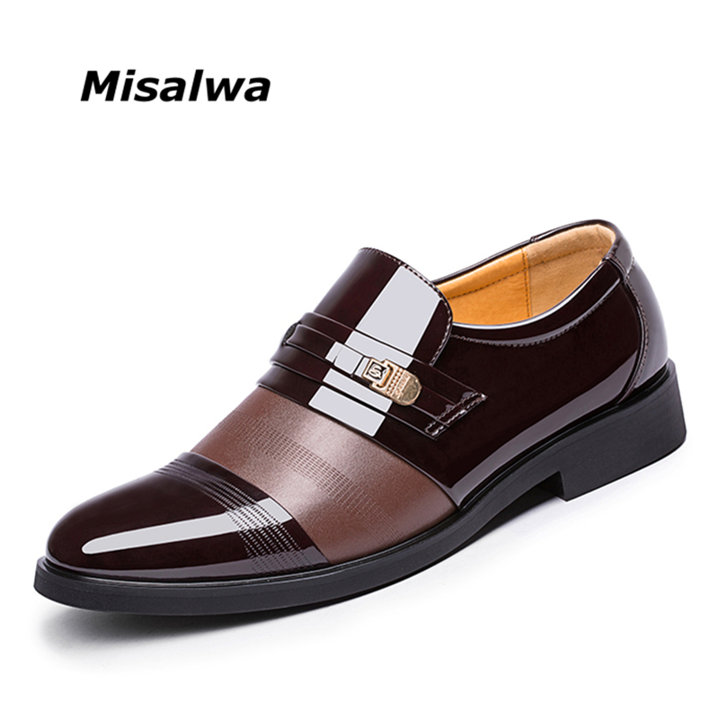 Height Increasing Dress Shoes