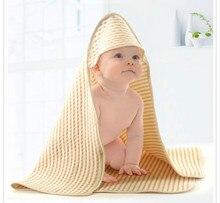 100 organic Cotton Newborn baby lovely sleeping parisarc Soft comfortable infant envelop swaddle baby blanket sleepsack