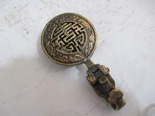 цены на China's Tibet antique brass buckle to ward off bad luck  в интернет-магазинах