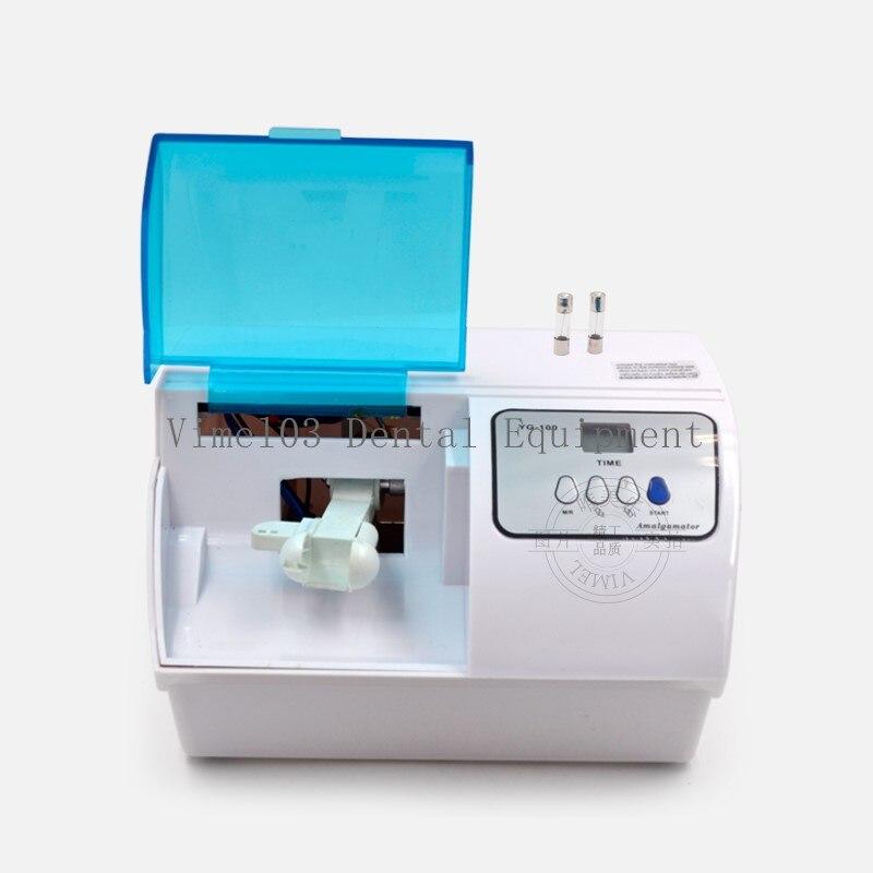 2019 ใหม่ทันตกรรมดิจิตอล Amalgamator 4350 RPM Amalgama แคปซูลผสม-ใน อุปกรณ์ฟอกฟันขาว จาก ความงามและสุขภาพ บน   3