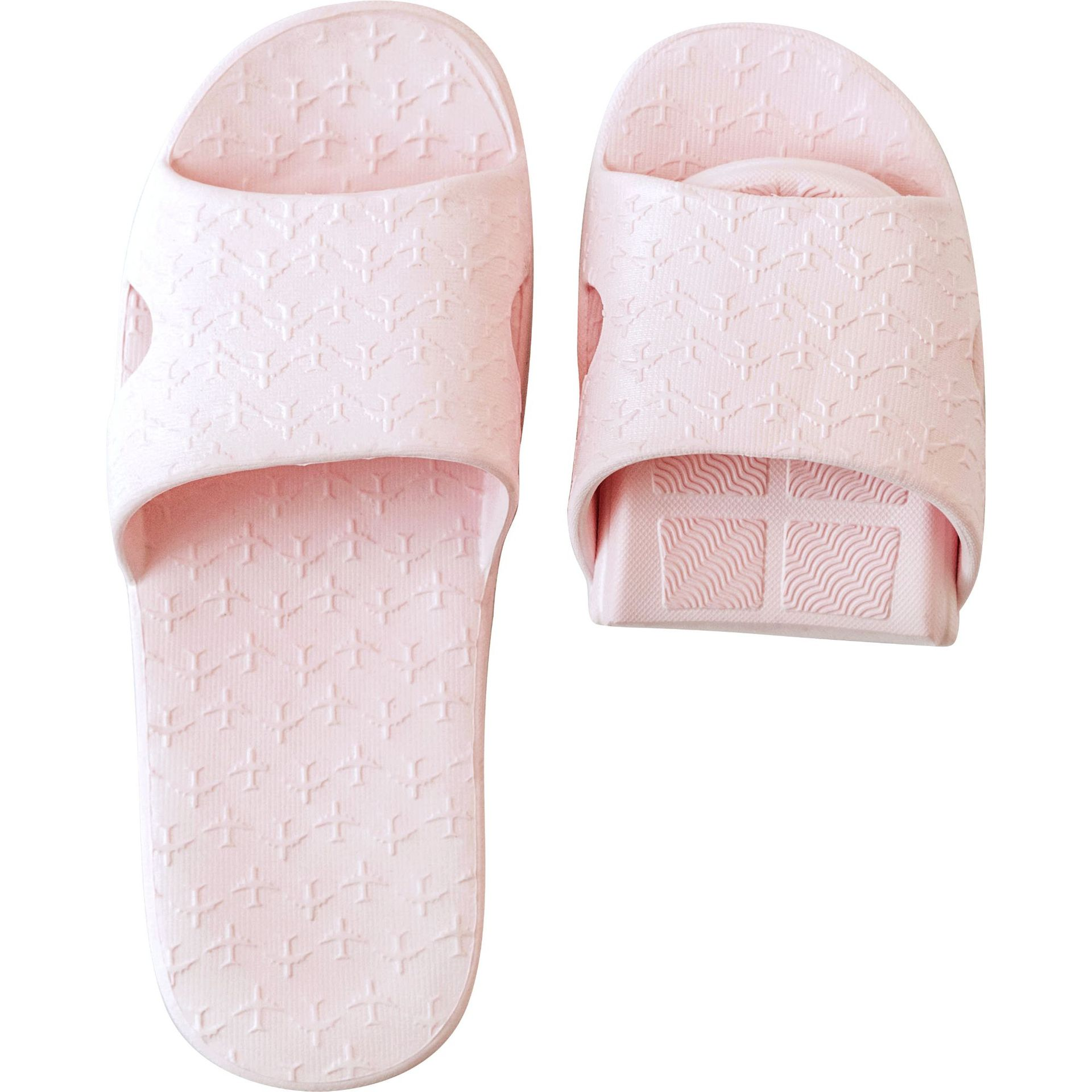 85981244973e EVA couple fashion folding Travel slippers Japanese Pop Up Slippers women  Bath slippers simple indoor sandals mujer beach shoes-in Slippers from Shoes  on ...