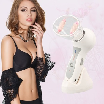 Practical Women Body Massager Health Beauty Full Body Breast Vacuum Anti Cellulite Device Therapy Treatment Massager