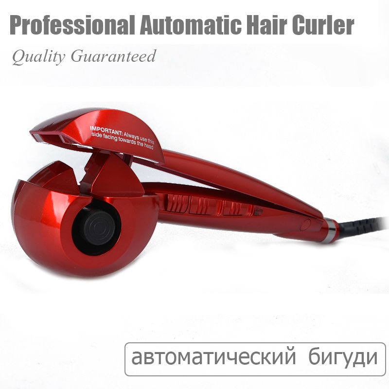 автоматик для волос из фен спрали