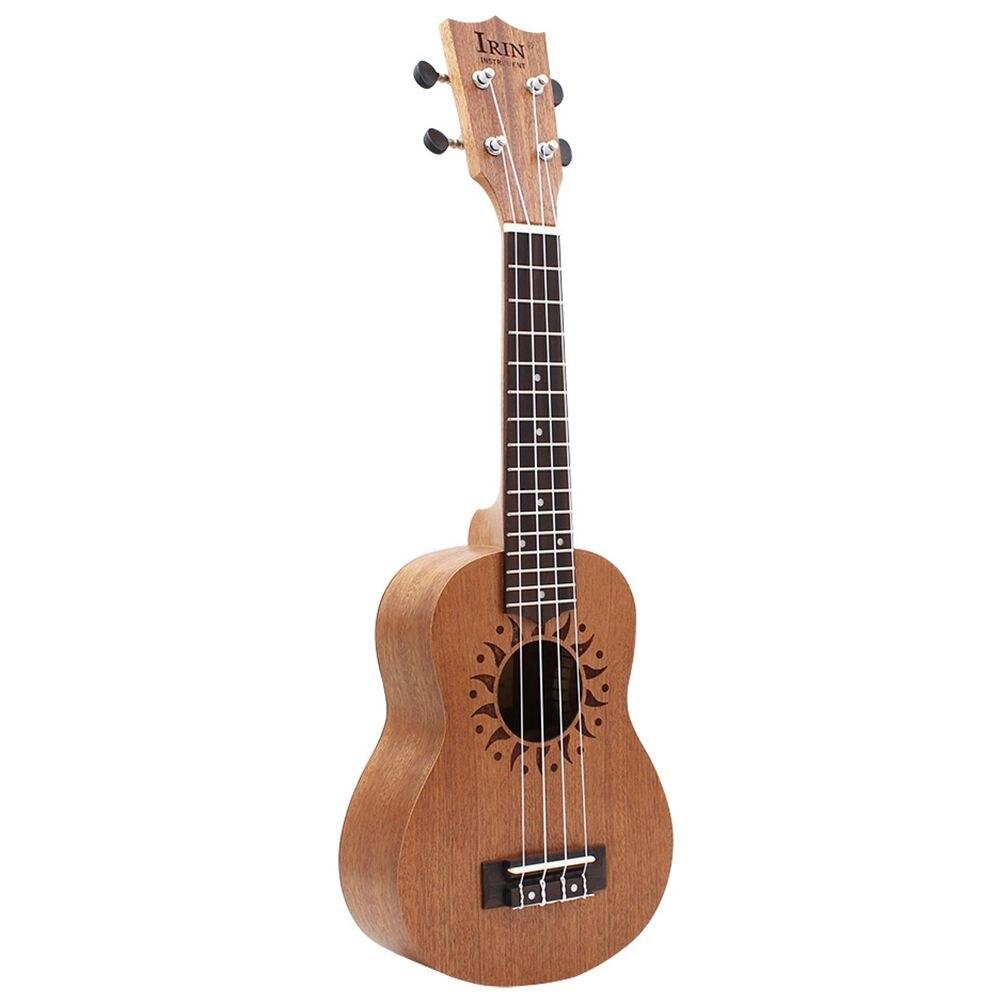 hot irin ukulele 21 inch mini acoustic guitar sapele concert ukulele 15 frets 4 string guitar. Black Bedroom Furniture Sets. Home Design Ideas