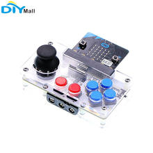 Joystick:bit Joystick Module Expansion Board + Transparent Acrylic Case for BBC Micro:bit Microbit стоимость