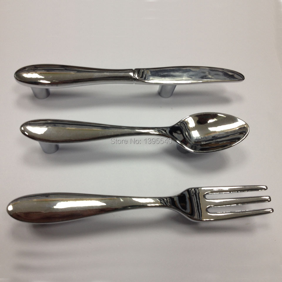 Charmant ... Sliver Spoon Knife Fork Handles Spoon Fork Knife Cabinet ...