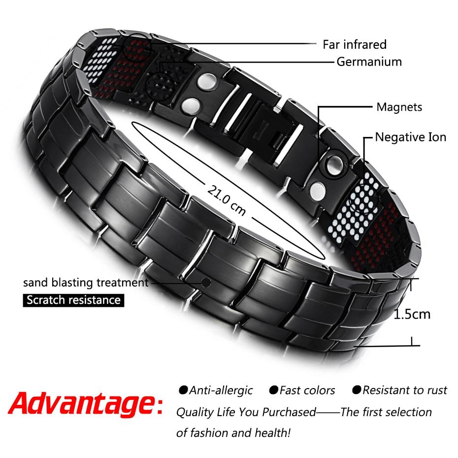 Magnet therapy bracelet (2)