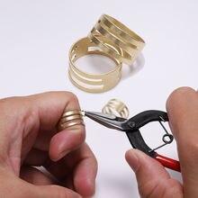 Латунное соединительное кольцо 2 шт/лот инструменты для открытия