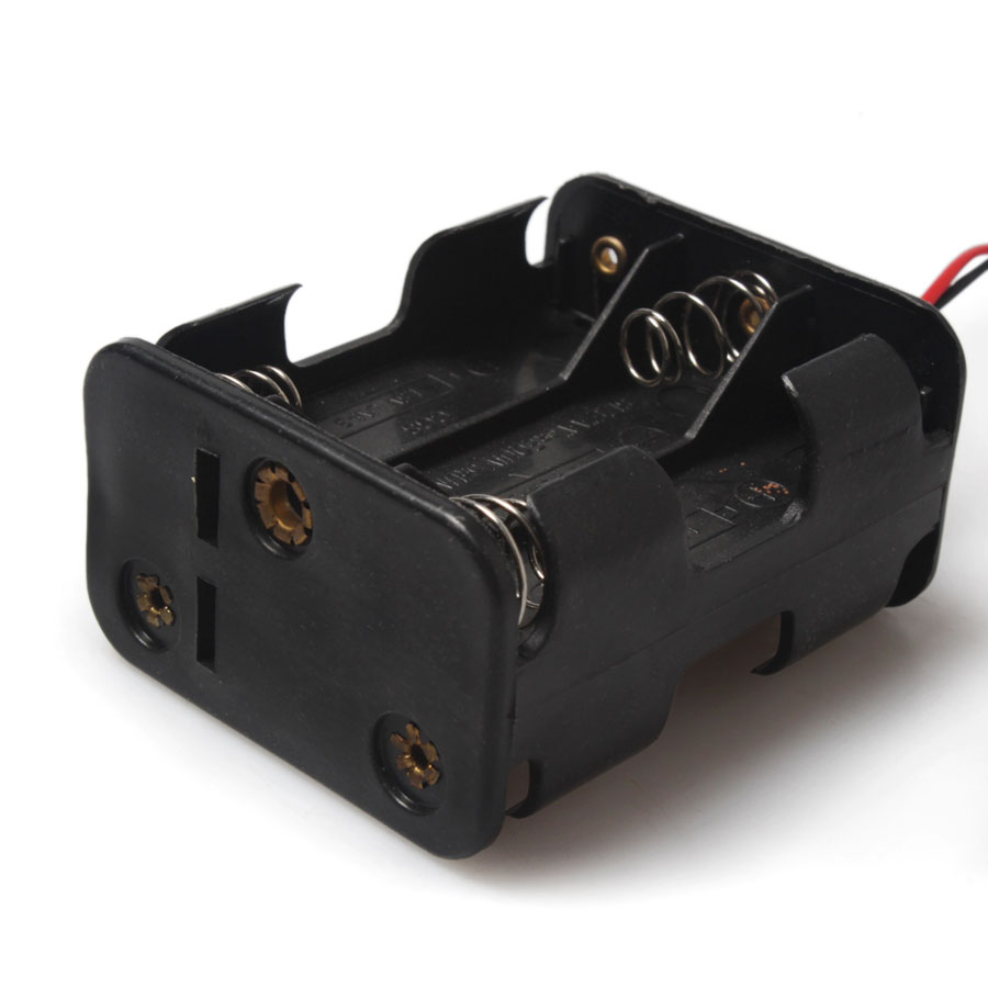 Wiring Two 9v Batteries Series