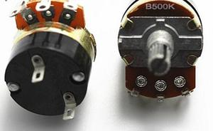 WH138-1 WH138 20MM 5K 10K 20K 50K 100K 250K B500K 2W Trimming Resistor Dimmer Switch Potentiometer Pot x 50PCS