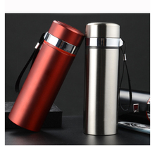 New Arrival Double Wall Thermos with Rope Bottle Stainless Steel Vacuum Flask Insulated Cup Portable Coffee Mug