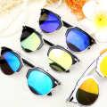 DRESSUUP New Boys Girls Kids Sunglasses Vintage Pilot Sun Glasses Cute UV400 Children Sunglass Oculos De Sol lunette de soleil