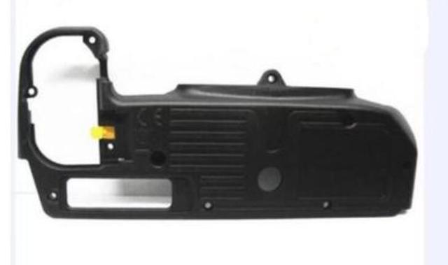 99% Nova tampa inferior de base/tampa inferior Tampa Da Base Inferior SHELL D7000 de peças de reparo para Nikon SLR