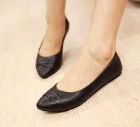 новый Крюгер женская обувь для Powell сюжет туфли черный & белый