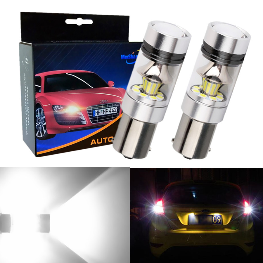 Porsche 924 100w Super White Xenon HID High//Low//LED Side Headlight Bulbs Set