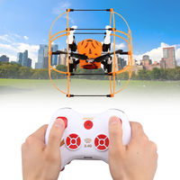 Mini M66 2.4G 4 kanały 6 Osi rc drone UFO Zdalnego Sterowania zabawki 360 stopni koziołki Magia UFO śmigłowiec wspinać elektryczne zabawki prezenty