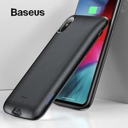 94228160ddd Baseus Caso Carregador de Bateria Para o iphone X Xs Caso Powerbank 4000 mAh  Pacote de