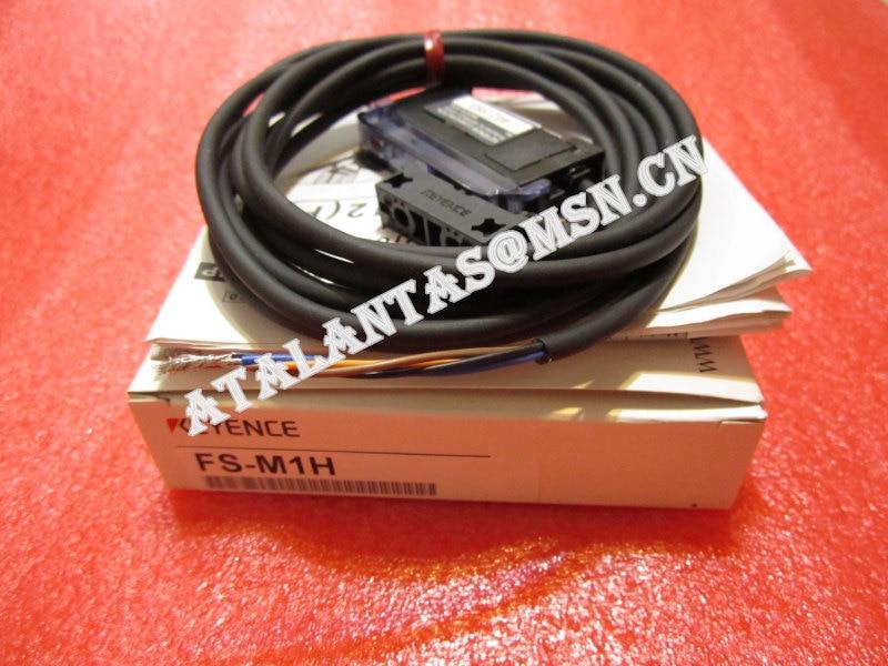 ФОТО 1pcs/lot FS-M1H Optical Fiber Amplifier is new and original, in stock.