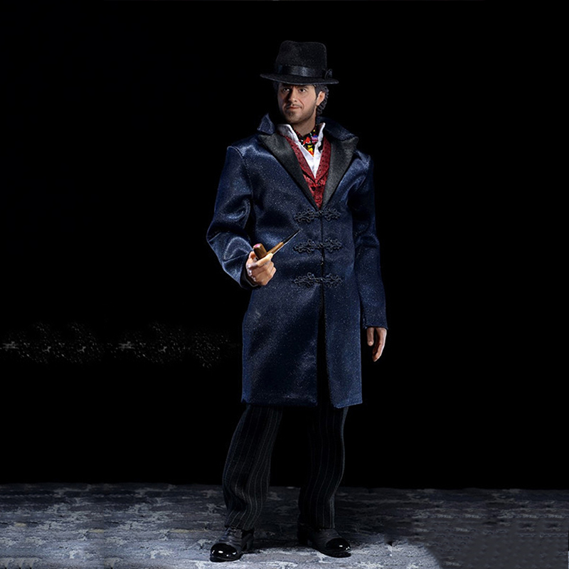 1/6 The Detective Robert Downey Jr.Full Set Action Figures Toys Gifts Collections Head Body Clothes and Accessories1/6 The Detective Robert Downey Jr.Full Set Action Figures Toys Gifts Collections Head Body Clothes and Accessories