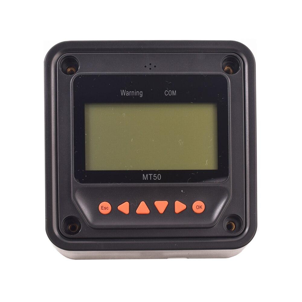 MT50 Remote Meter LCD Display Verwenden für Tracer BN und Tracer EINE serie MPPT Solar Controller 12 Pcs Mit Beste preis Großhandel