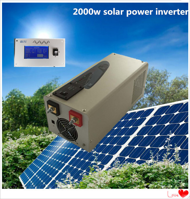 2016 CE,ROHS,ISO9001 approved,  inverter 2000w dc24v to 240vac 50Hz  low frequency home inverter with LCD Display2016 CE,ROHS,ISO9001 approved,  inverter 2000w dc24v to 240vac 50Hz  low frequency home inverter with LCD Display
