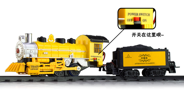 2017-Hot-Sale-Train-track-rail-car-engineering-car-electric-bicycle-toy-model-train-carro-de-controle-remoto-a-gasolina-Kids-Toy-1
