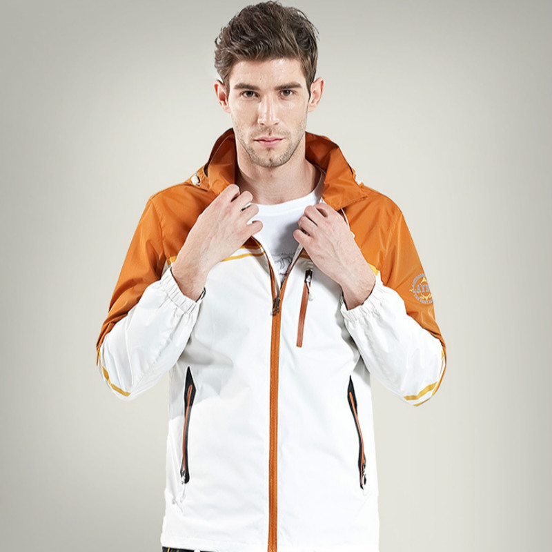 Hot Sale Spring Autumn Outdoor Sport Fishing Clothes Water Resistant Hiking Camping Casaco Windproof Jacket Men Climbing Coat In Jackets From Sports