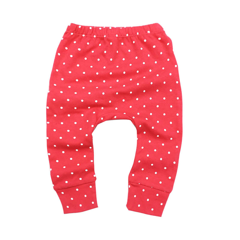 Tender Babies 2019 children's boys and girls general casual bottoming harem pants PP pants 6-24M