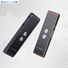 T8 Smart Voice Translator 30 Language Translator Two-Way  Translation Portable T8 For Learning Travelling Business Meet portable wifi smart voice translator two way english into chinese real time translation for learning travelling business