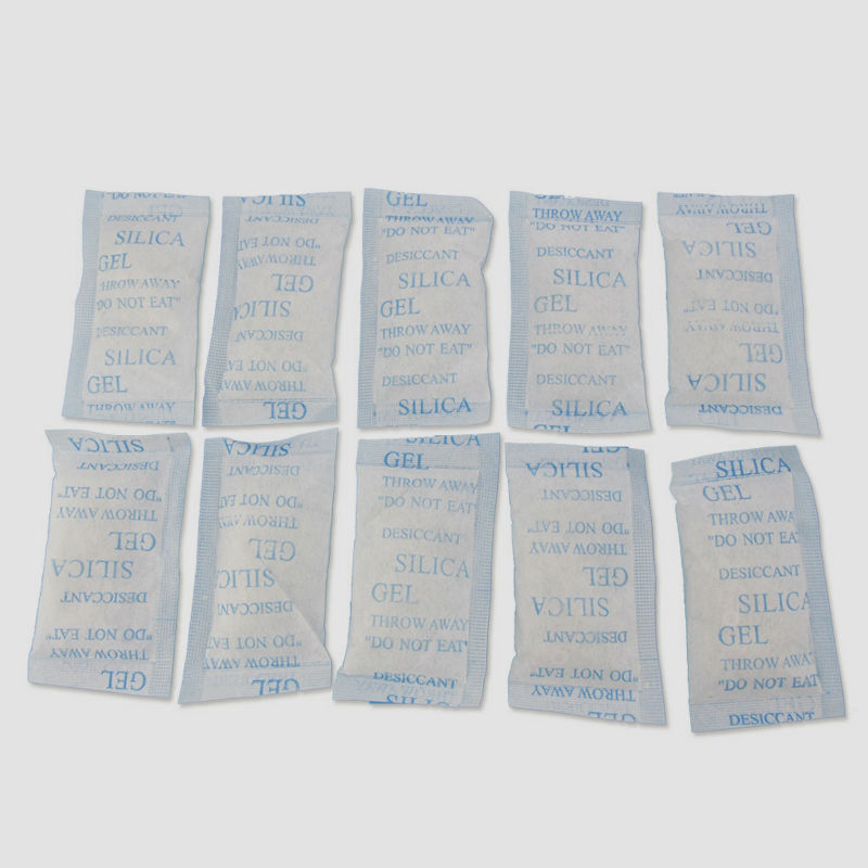 10pcs/lot Silica Gel Desiccant Packets Moisture Absorber 10g/bag Desiccant Gel Packs Reusable Silica Gel Absorbent Desiccant