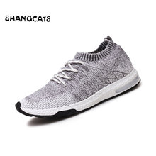 Trend 2018 tenis masculino Socks Shoes Sneakers For Men