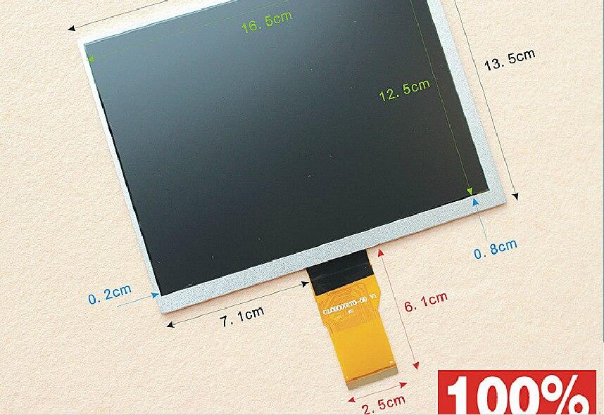 Newman new T9 LCD screen original screen number inside : GL080001T0-50 screen LCD display screen john newman tao