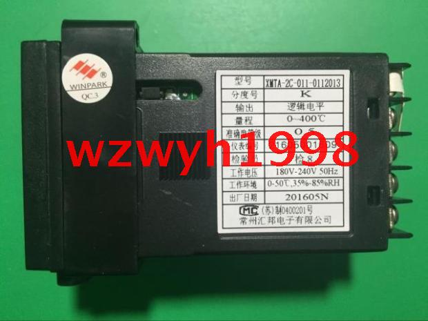 Genuine WINPARK Changzhou Huibang XMTA-2C logic level XMTA-2C-011-0112013 Thermostat genuine winpark changzhou huibang xmtd 2c temperature controller xmta 2c 011 0111013 intelligent temperature control