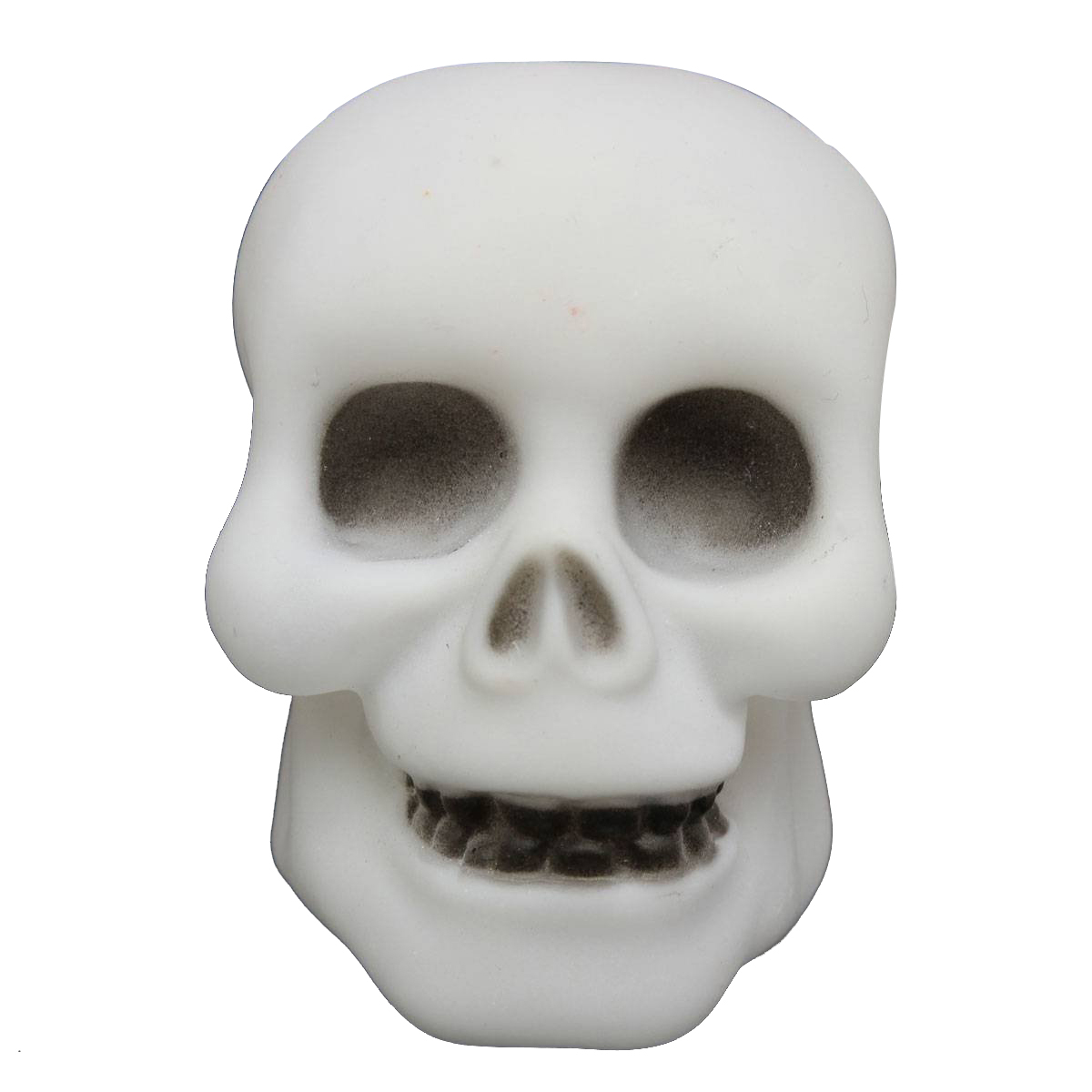 Steady 8cm Skull Led Color Change Halloween Decoration Atmosphere For Party Evening Discotheque Multicolor Bar Restaurant