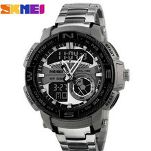Men Watches Brand Luxury Men Military Wrist Watches Full Steel Sports Watch Waterproof Relogio Masculino Men's Quartz Wristwatch