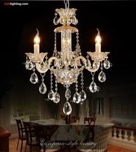 Small Bedroom Crystal Chandelier Lighting Fixture Living room Chandelier Crystal Light room Tiffany Crystal Chandeliers Lighting